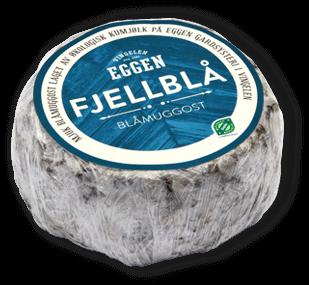 produktbilde - Eggen Fjellblå
