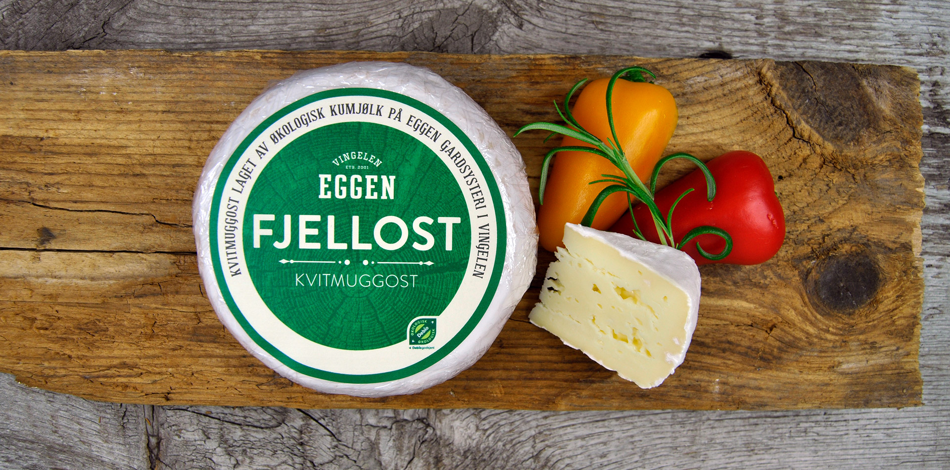 Eggen Fjellost - Kvitmuggost